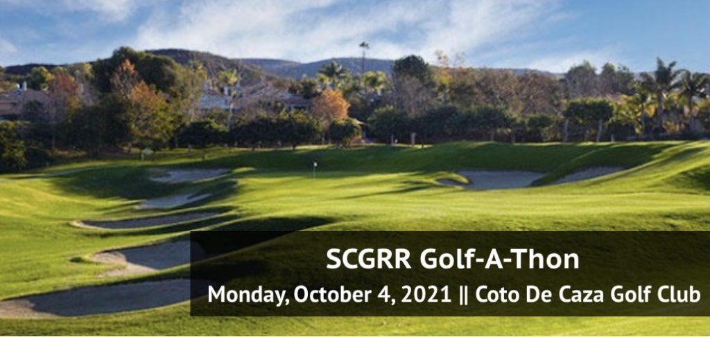SCGRR Golf-A-Thon